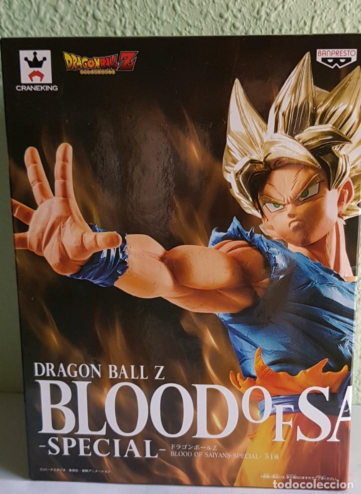 Figuras y Muñecos Manga: DBZ, SON GOKU SUPER SAIYAN 2018 - Foto 7 - 173439380