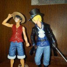 Figuras y Muñecos Manga: 2 FIGURAS ONE PIECE BANDAI. Lote 173571282