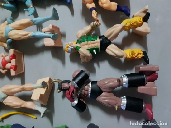 Figuras y Muñecos Manga: MUSCULMAN COLECCION COMPLETA LOS 14 MUÑECOS PRIMEROS ESTADO MUY BUENO MAS ARTICULOS NEGOCIABLE - Foto 5 - 173821099