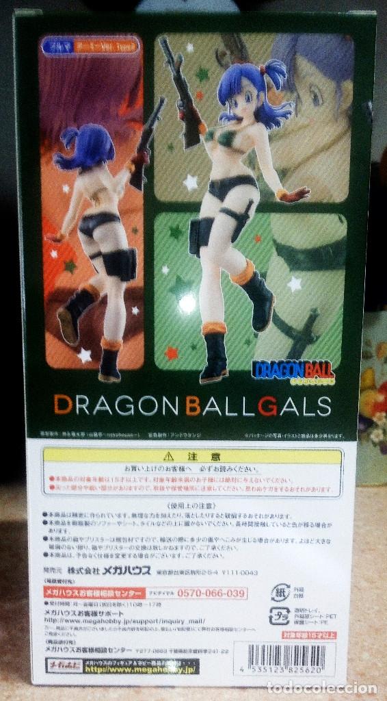 Figuras y Muñecos Manga: Dragon Ball Gals .Bulma Army Version 2. Megahouse. Nueva.Importada de Japón.100% Original. - Foto 2 - 173868130