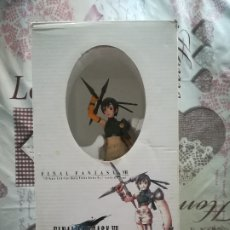 Figuras y Muñecos Manga: FIGURA DE YUFFIE KISARAGI DE FINAL FANTASY VII CON CAJA. Lote 174405903