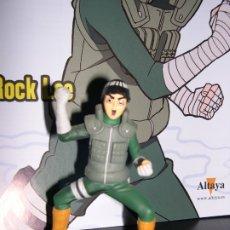 Figuras y Muñecos Manga: FIGURA ROCK LEE 12 NARUTO SHIPPUDEN COLECCIÓN ALTAYA. Lote 175022079