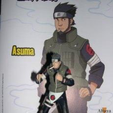 Figuras y Muñecos Manga: FIGURA ASUMA 18 NARUTO SHIPPUDEN COLECCIÓN ALTAYA . Lote 175022750