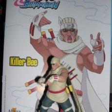 Figuras y Muñecos Manga: FIGURA KILLER BEE 20 NARUTO SHIPPUDEN COLECCIÓN ALTAYA . Lote 175022979