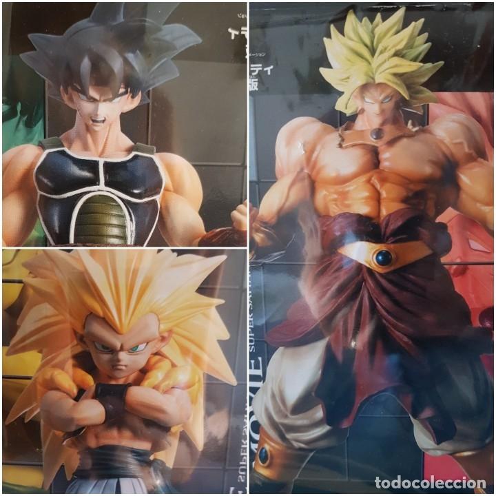 Figuras y Muñecos Manga: DB KAI BROLY-GOTENKS y BARDUCK 2010 (HQ DX CAJA NEGRA) - Foto 3 - 175418344