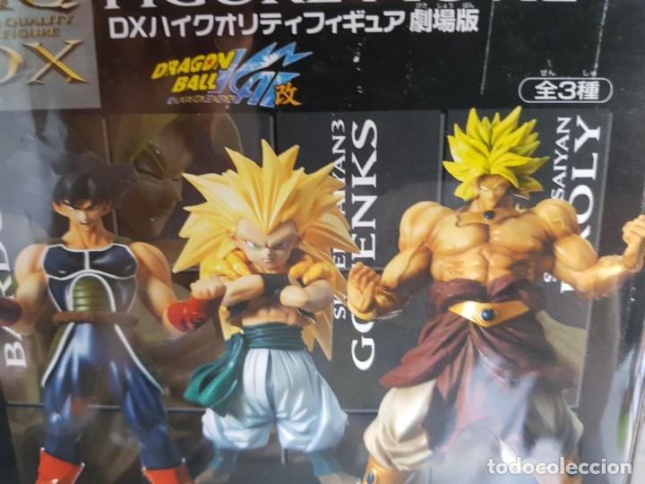 Figuras y Muñecos Manga: DB KAI BROLY-GOTENKS y BARDUCK 2010 (HQ DX CAJA NEGRA) - Foto 5 - 175418344