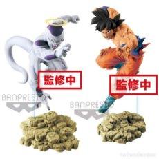Figuras y Muñecos Manga: DB SUPER, GOKU AND FREEZA TAG 2019 (NUEVOS). Lote 175742697