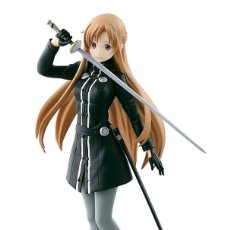 Figuras y Muñecos Manga: SWORD ART ONLINE 2 ASUNA BLACK THE MOVIE ORDINAL SCALE (NUEVO). Lote 175747507