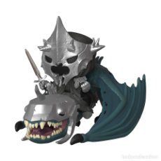 Figuras y Muñecos Manga: THE LORD OF THE RINGS WITCH KING & FELLBEAST POP. Lote 176051254