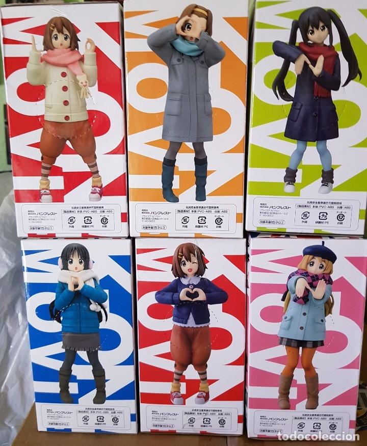 Figuras y Muñecos Manga: K-ON LONDON 6 FIGURAS DXF - Foto 3 - 176249515