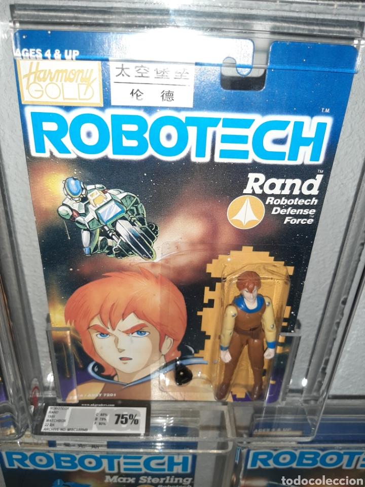 Figuras y Muñecos Manga: ROBOTECH AFA UKG MEGA LOTE 7 MOC BLISTER FIGURAS GRADUADAS MAX LISA RAND DANA ROOK ZOR - Foto 6 - 176542113
