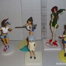 Figuras y Muñecos Manga: LOTE DE 5 FIGURAS ANIME MANGA. Lote 176867738