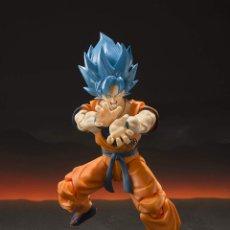 Figuras y Muñecos Manga: DRAGON BALL SUPER SAIYAN GOD SUPER SAIYAN GOKU 14 CM. Lote 177193015