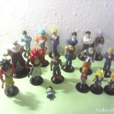Figuras y Muñecos Manga: DRAGON BALL LOTE DE 19 FIGURAS 1996 BS/S/TA. Lote 177408954