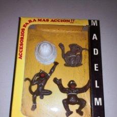 Figuras y Muñecos Manga: ACCESORIOS MADELMAN SAFARI. Lote 177861112