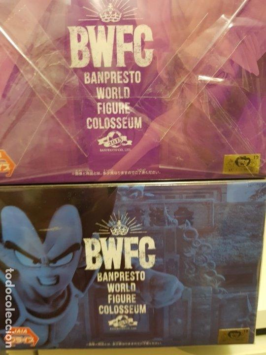 Figuras y Muñecos Manga: DBZ, VEGETA y GOKU-BLACK BWFC 2019 - Foto 7 - 178324910