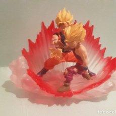 Figuras y Muñecos Manga: FIGURA DRAGON BALL PVC, GASHAPON. Lote 178713513