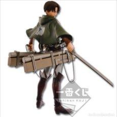 Figuras y Muñecos Manga: ATAQUE A LOS TITANES -LEVI 3D ( ICHIBAN KUJI). Lote 178761251