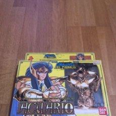 Figuras y Muñecos Manga: LOS CABALLEROS DE ZODIACO: ACUARIO 1987. Lote 179224845