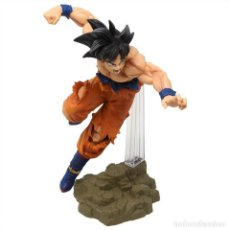 Figuras y Muñecos Manga: FIGURA 18 CMTS. 82655 DRAGON BALL SUPER TAG FIGHTERS SON GOKU GOKOU BANPRESTO BANDAI 2019. Lote 180418322