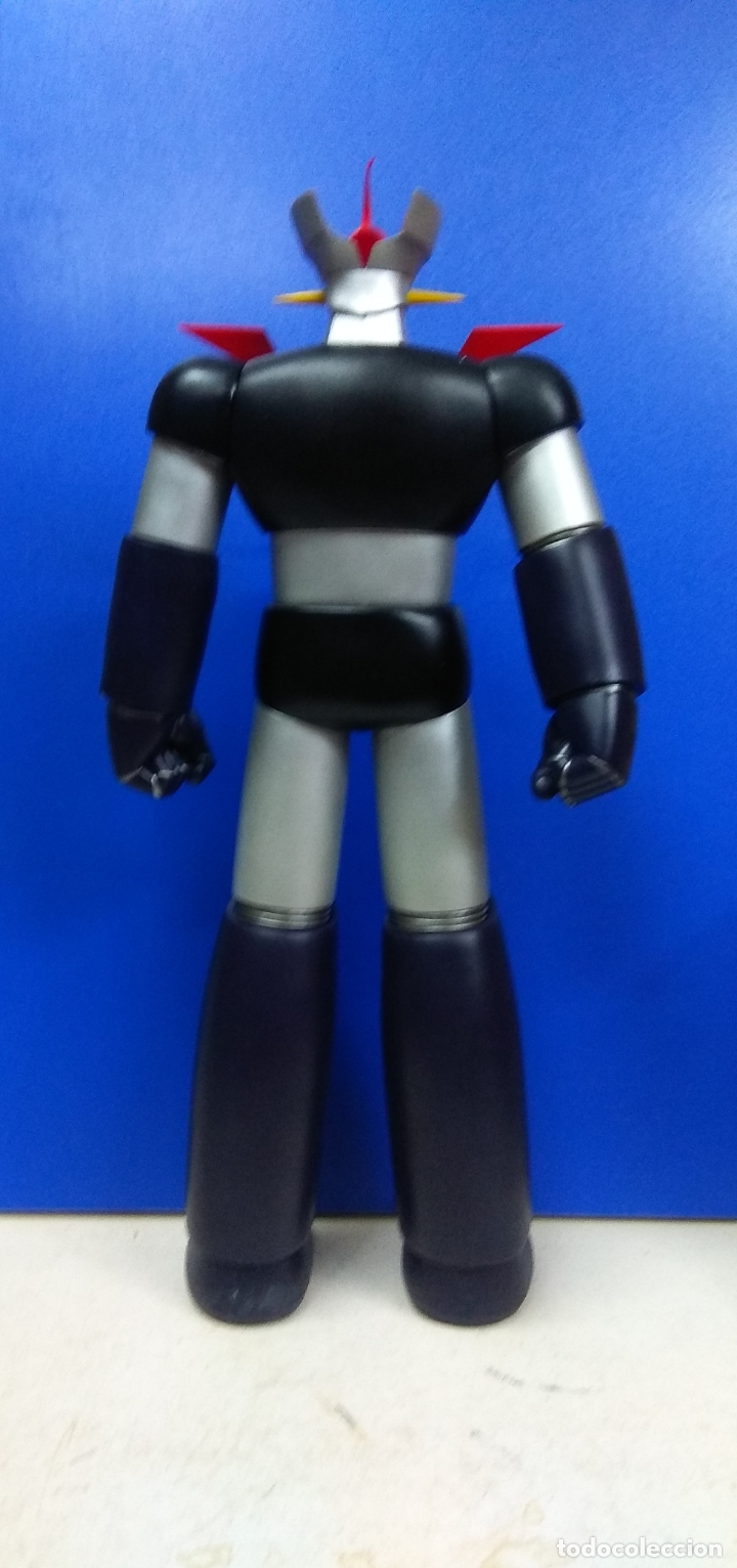 Figuras y Muñecos Manga: ESPECTACULAR FIGURA ROBOT MAZINGER Z KAIYODO EN CAJA ORIGINAL 50 CM - Foto 3 - 182204520
