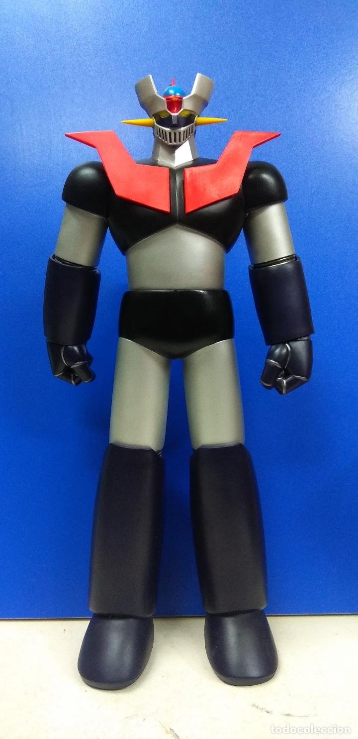 ESPECTACULAR FIGURA ROBOT MAZINGER Z KAIYODO EN CAJA ORIGINAL 50 CM (Juguetes - Figuras de Acción - Manga y Anime)