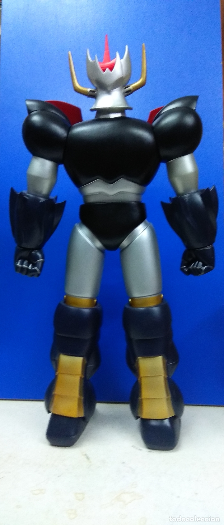 Figuras y Muñecos Manga: ESPECTACULAR FIGURA ROBOT MAZINGER Z MAZINKAISER KAIYODO EN CAJA ORIGINAL 50 CM - Foto 4 - 182204635