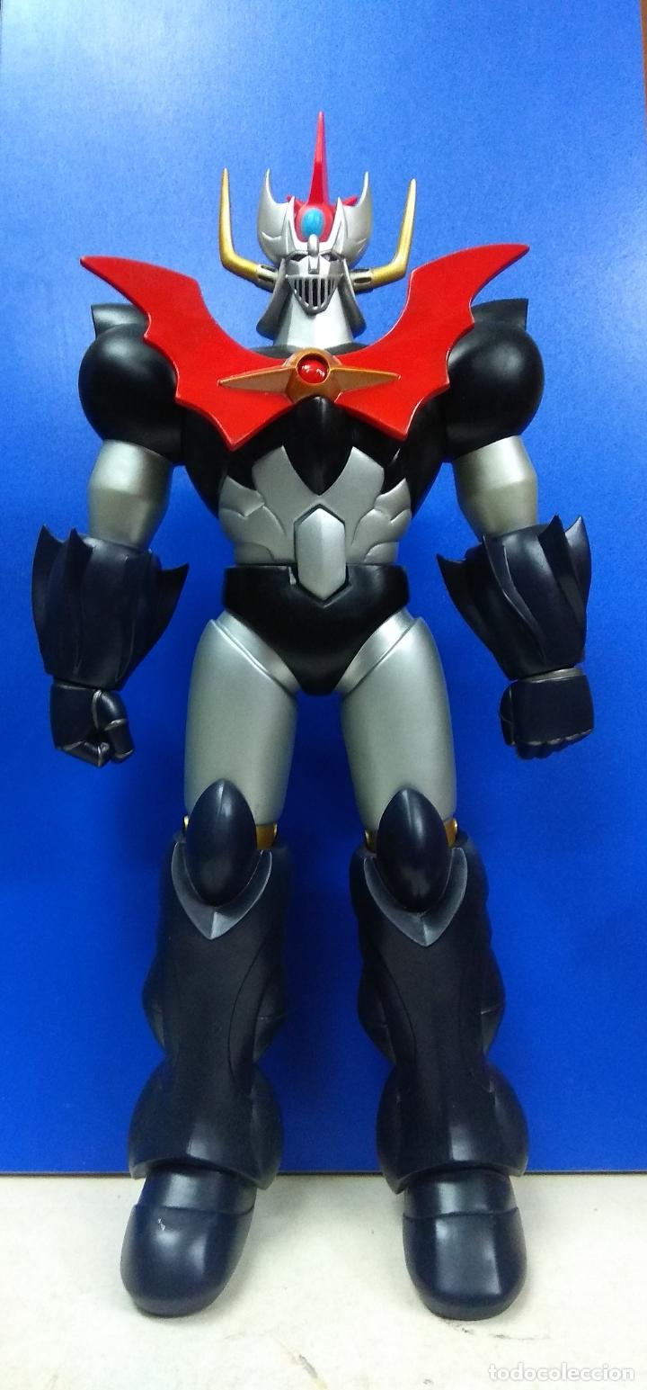 ESPECTACULAR FIGURA ROBOT MAZINGER Z MAZINKAISER KAIYODO EN CAJA ORIGINAL 50 CM (Juguetes - Figuras de Acción - Manga y Anime)