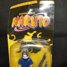Figuras y Muñecos Manga: SASUKE UCHIHA FIGURA SERIE NARUTO MATTEL 2002. Lote 182421552