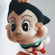 Figuras y Muñecos Manga: MUÑECO PELUCHE RÍGIDO ASTRO BOY. BANPRESTO 1992. LICENCIA OFICIAL OSAMU TEZUKA PRODUCTIONS. Lote 182639038