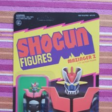 Figuras y Muñecos Manga: SHOGUN REACTION FIGURE - MAZINGER Z CARTOON - NUEVO A ESTRENAR SUPER 7. Lote 150374494