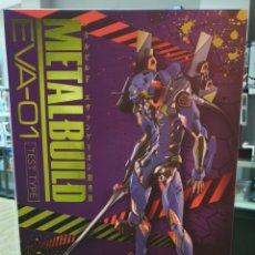 Figuras y Muñecos Manga: EVA-01 METAL BUILD NEON GENESIS EVANGELION. Lote 183330371