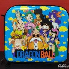 Figuras y Muñecos Manga: ESTUCHE PORTA JUEGOS CD ETC, DRAGON BALL BOLA DE DRAGON AÑOS 90. Lote 183625680