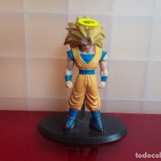 Figuras y Muñecos Manga: FIGURA DRAGON BALL SALVAT SON GOKU SUPERSAIYAN, LEGEND OF MANGA NÚMERO 24. Lote 183705013