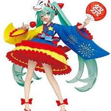 Figuras y Muñecos Manga: HATSUNE MIKU 2ND SEASON SUMMER 20CM. Lote 183724937