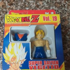 Figuras y Muñecos Manga: FIGURA SUPER SAIYAN VEGETTO DRAGON BALL Z BANDAI 1989. Lote 184023088
