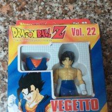Figure e Bambolotti Manga: FIGURA VEGETTO DRAGON BALL Z BANDAI 1989. Lote 202665847
