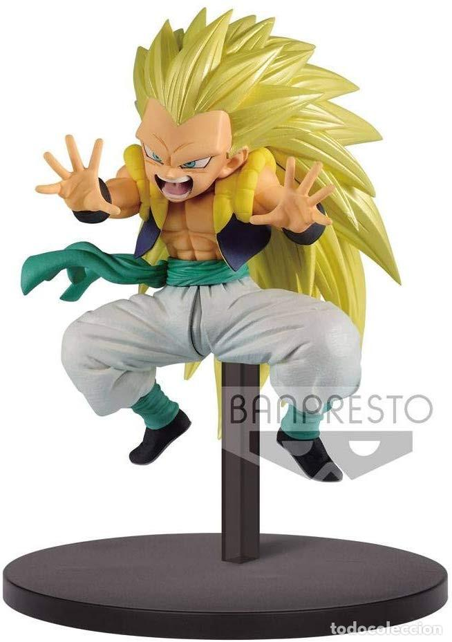 DRAGON BALL SUPER SUPER SAIYAN 3 GOTENKS 10 CM (Juguetes - Figuras de Acción - Manga y Anime)