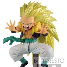Figuras y Muñecos Manga: DRAGON BALL SUPER SUPER SAIYAN 3 GOTENKS 10 CM. Lote 184335632