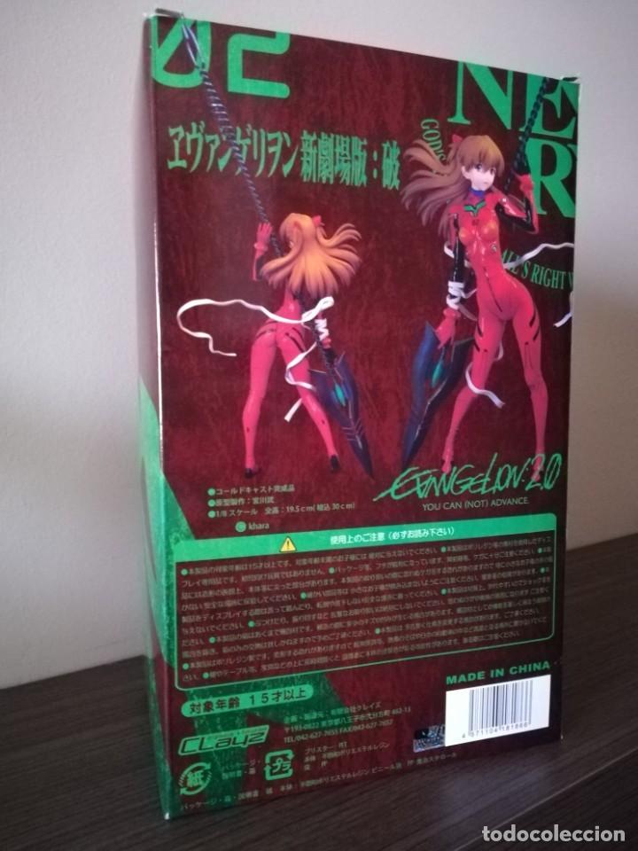 Figuras y Muñecos Manga: ASUKA LANGLEY EVANGELION 2.0.ED. 2016 - Foto 2 - 186428822