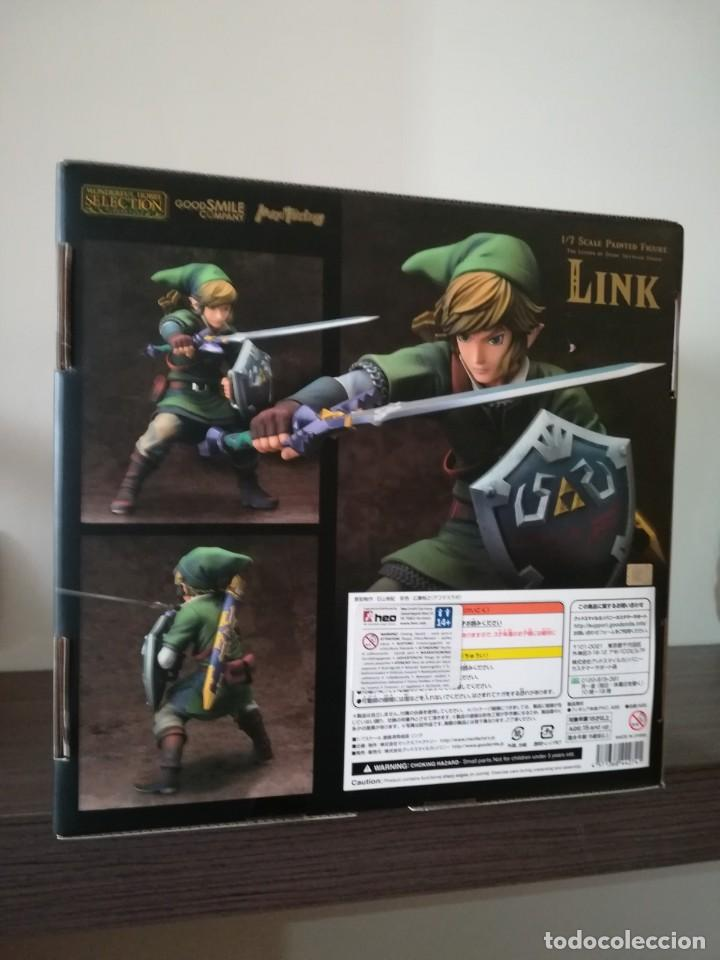 Figuras y Muñecos Manga: LINK SKYWARD SWORD GOOD 20 cm. 2016 - Foto 2 - 186435245