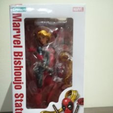 Figuras y Muñecos Manga: BISHOUJO LADY DEARPOOL 23 CM. 2016. Lote 186472695