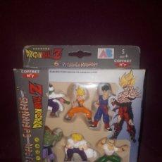 Figuras y Muñecos Manga: DRAGON BALL BLISTER FIGURAS 1989 NUEVO A ESTRENAR!!!. Lote 187124725