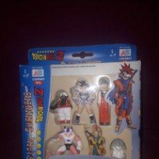 Figuras y Muñecos Manga: BLISTER CAJA FIGURAS DRAGON BALL 1989 NUEVO A ESTRENAR. Lote 187124898