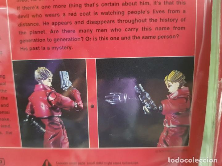 Figuras y Muñecos Manga: TRIGUN, VASH THE STAMPEDE 2001 (2 FIGURAS) (NUEVAS) - Foto 10 - 188551023