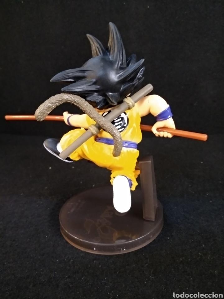 Figuras y Muñecos Manga: Figura Dragón Ball, Goku, bola de dragón, Scultures. 13,5cm. Dragon ball - Foto 3 - 191210082