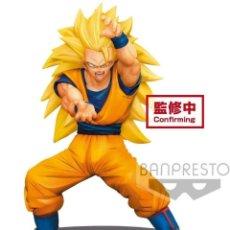 Figuras y Muñecos Manga: DRAGON BALL SSJ3 SON GOKU 16CM CHOSENSHIRETSUDEN 4 - NUEVO. Lote 191510022