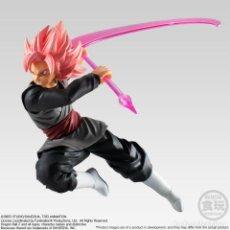 Figuras y Muñecos Manga: DRAGON BALL STYLING SUPER SAIYAN ROSE GOKU BLACK ROSE 11CM - NUEVO. Lote 191515480