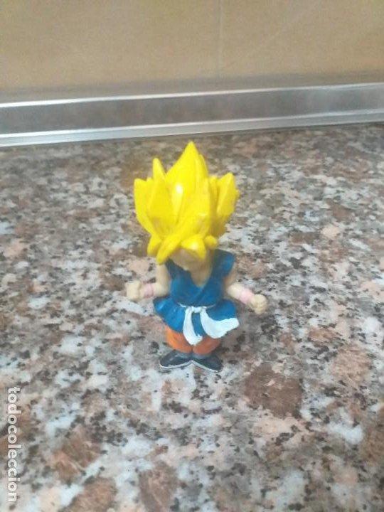 FIGURA DRAGON BALL SIN MARCA (Juguetes - Figuras de Acción - Manga y Anime)