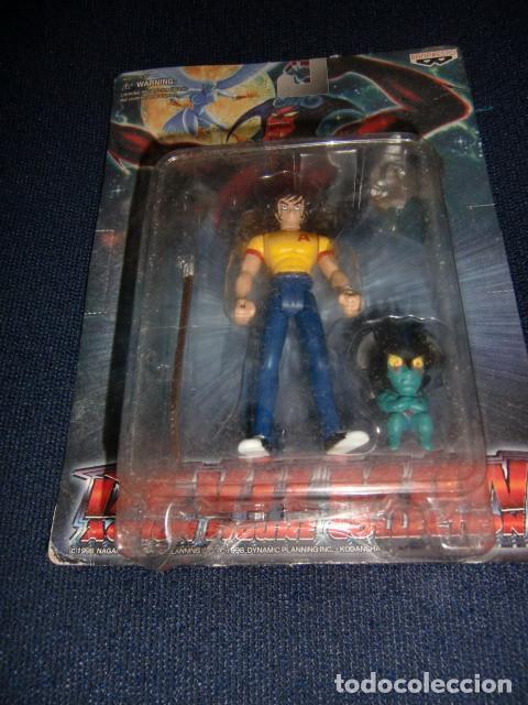 BANPRESTO 1998 BLISTER DEVILMAN ACTION FIGURE COLLECTION - NUEVA-BLISTER SIN ABRIR (Juguetes - Figuras de Acción - Manga y Anime)